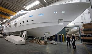 bootmatrassen en kussens voor botenbouwers