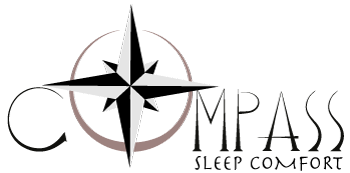 logo compass sleep comfort
